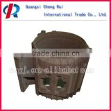 OEM design manufacture Die Casting iron electric Motor Housing