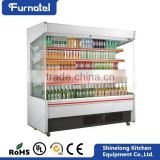 2016 Commercial Supermarket Equipment Cold Drink Used Freezer Showcase