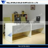 Modern design workstation furniture office furniture cubicle table designs, modern secretary CEO office table
