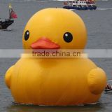 QH-M-19-inflatable modeling-Rubber Ducky big inflatable yellow duck