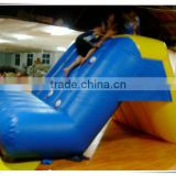 Popular and high quality water slide inflatable with CE approved, inflatable water slide, playground slides for kids and adults