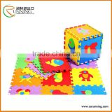 Animal Eco-friendly Soft EVA Foam Tile, Interlocking Kids Play Puzzle Floor Mat                                                                         Quality Choice