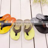 Summer flip-flops double color trend The fashion leisure antiskid wearing flip-flops Man is cool slippers wholesale