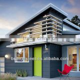 Modern luxury house villa prefab modular container homes