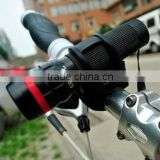 Bicycle Mount for bullet camera and led flashlight with 360degrees rotating head and extendable bandage