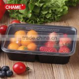 Design Your Own Lunch Box Wholesale Food Grade Plastic food Containers Meal Prep Bento Box Set