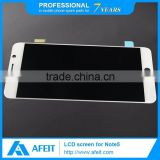 2016 Hot Selling!!! For Samsung Galaxy Note 5 N920 White Original Oem Lcd Screen Display