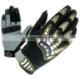 FGI knitted motorcross gloves with TPR for Engineering