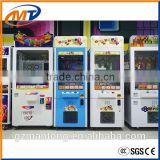 New arrival Hot sale coin operated arcade gift vending crane game machine with factory price
