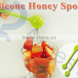kitchenware cookware cooking equipments utensils tools silicone jam honey spoon cocktail steirrer spatula 75802 75803