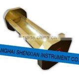 steel material Soil Testing Instrument / Linear Shrikage Mould