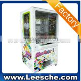 LSJQ-385 cabinet lock with master key/ Key master toy crane machine