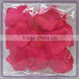 silk wedding rose petal poppers(AM-F-79)