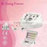 Multifunction Ultrasonic + Photon + Skin Scrubber + Hot & Cold Hammer + Diamond Microdermabrasion Machine 5 in 1