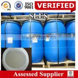 Hot sale!!!High quality of SLES 70% chemical in mainland China/sodium lauryl ether sulfate