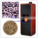 auto cleaning wood pellet stove /biomass wood burning pellet stove /wood pellet fireplace 0086 18703680693