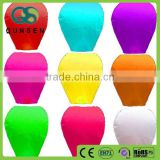 wholesale flame retardant luminary sky lantern