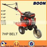 Factory of tiller rotary cultivator with tiller parts one year warranty
