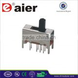 Daier SS23D03 8 pin slide switch