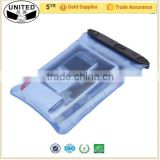 Waterproof Pouch Swimming Underwater Dry Bag Case for Mobile Touchscreen-Black