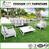 Outdoor furniture high quality modern poly wood table and chairs