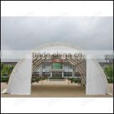 Helicopter Storage Shelter , Commercial Storage Tent , Warehouse Tent , Fabric Storage Building ,