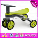 New style kids Wooden tricycle toys,Manufacturer safety baby wooden tricycle,ride on car W16A021