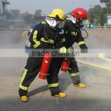 2016 New Factory direct sale CE and NFPA Firemen Fire Fighting Protective Fire Suit manufacturer
