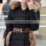 BHN9820 Ladies fur collar Jacket New Fashion Dress Stocklot