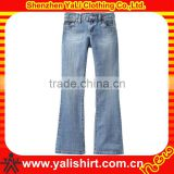 Girls Boot Cut Vintage Jeans