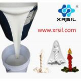 Candles Mold Making Silicone Rubber, RTV-2 Liquid Silicone Rubber, Silicone Rubber for Candle Crafts