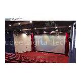Digital Audio System 3D Cinema Systems With Special Environment Effect