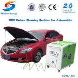 hho car carbon cleaning machine