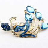 2015 brooch wholesale crystal brooch yiwu brooch