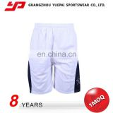 Factory Supply Comfortable Shiny Nylon Basketball Shorts