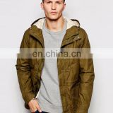 New custom made jacket polyester / nylon coach jacket water proof coach jacket, whole sale best