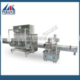 FLK automatic sustainless steel aerosol spray paint filling machine