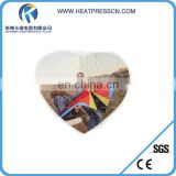 Heart Shape Sublimation Blank Jigsaw Puzzle