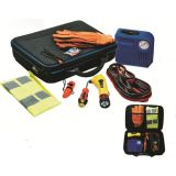 7 Pieces Emergency Car Tools Kit With Air Compressor