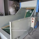 Bale opening machine breaking machine