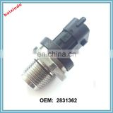 Auto parts cumminss Prssure sensor 2831362 for truck excavator crane loader