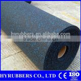 Wholesale cheap speckled rubber gym flooring for soudproof                                                                         Quality Choice