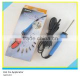 Hot Fix Design Applicator 220v Made in China Decorative Garment