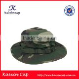 2016 New Camouflage Camping Hiking Fishing Bucket Cap Fashion Camo Cover Military Wide Brim Sun Hat