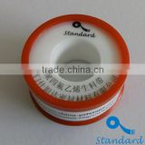 High Quality and Heat Resistant 12mm*0.075mm PTFE Thread Seal Tape/PTFE Teflon Tape/PTFE Tape