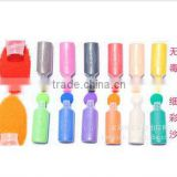 plastic sand art bottles wholesale