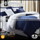 Beige plain super king bedding cotton comforter sets                                                                         Quality Choice