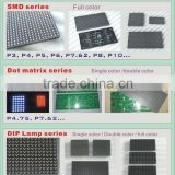 High Brightness full color LED unit board/LED module/led board/P4.0 full color unit board-SMD