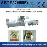 BD-320E/420E/520E Automatic Thermoformer Vacuum Cheese Packaging Machine