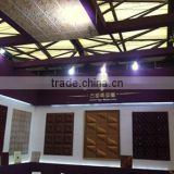 GLM Leather wall panel Interior decoration aac wall panel New HOT products bring you new profit